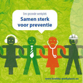 Europa lanceert nieuwe campagne voor veilig werk