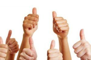 Compliment verhoogt productiviteit werknemers